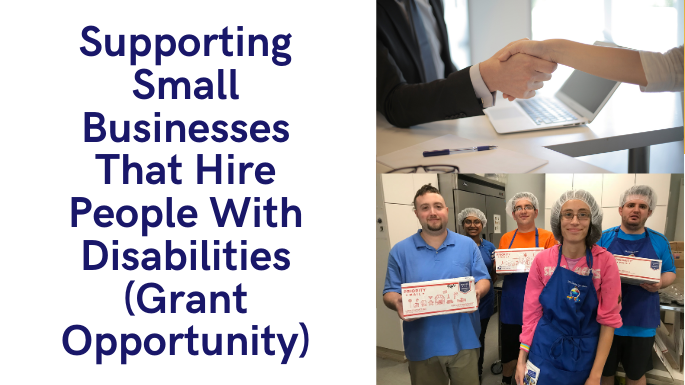 Supporting Small Businesses That Hire People With Disabilities Essay Contest (Grant Opportunity) (3)